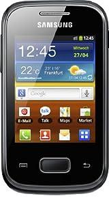 Samsung GT-S5300ZKADBT - Smartphone libre Android color negro [Importado de Alemania]