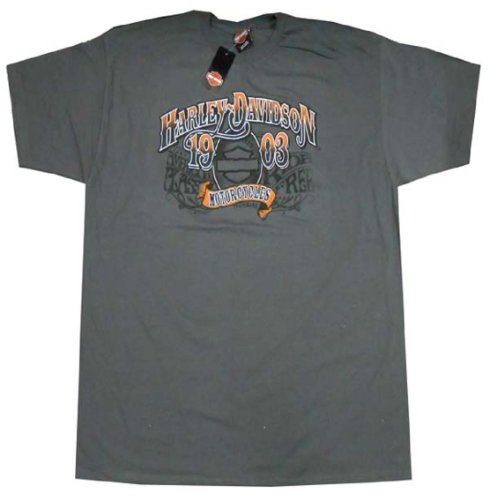 House of Harley-Davidson® Milwaukee Men's Groove T-Shirt. All Cotton. House of Harley Graphics on Backside. 30291444