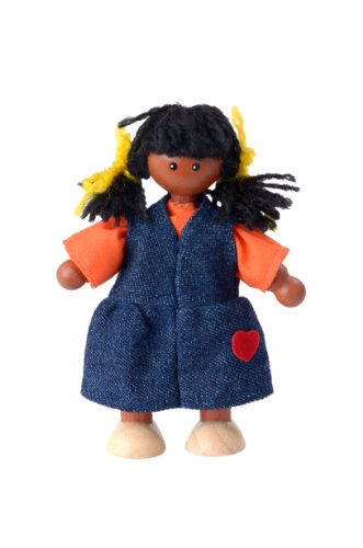 Plan Toys Hispanic Girl Doll - 1