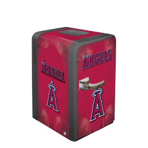Mlb Los Angeles Angels Portable Party Refrigerator front-71625