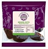 Biona Organic Dark Chocolate Brazil Nuts 80g
