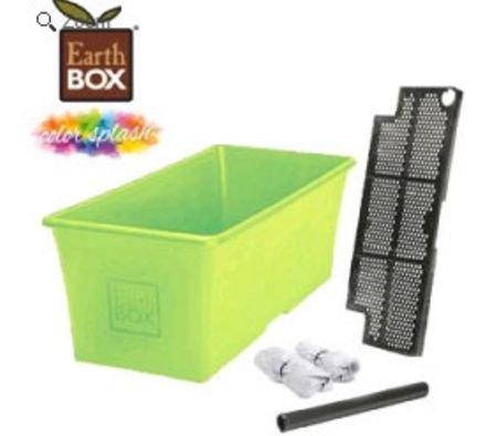 EarthBox Indoor Outdoor Ready-to-Grow Garden Kit, Margarita
