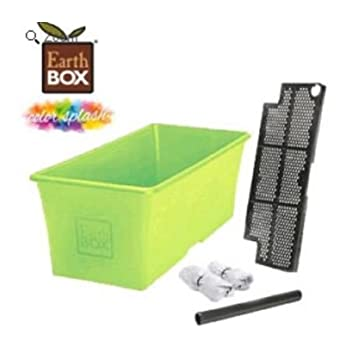 EarthBox Indoor Outdoor Ready-to-Grow Garden Kit, Margarita