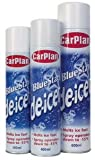 Quality Carplan Blue Star Car De-icer Spray 600ml x 1 Tin :-)