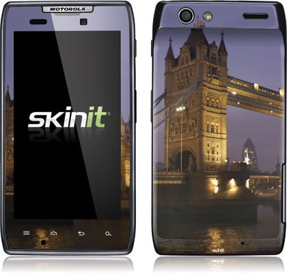 Scenic Cities - London Tower Bridge - Motorola Droid Razr - Skinit Skin