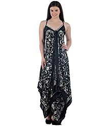 Beyond Origins Women's Dress (LD002_Black _Small)