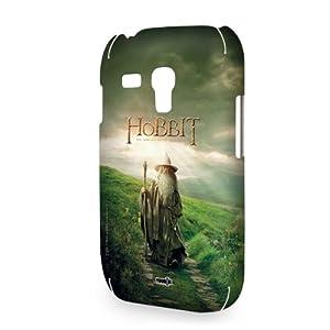 Handyschale Handycase für Samsung Galaxy S3 mini i8190 veredelt mit YOUNiiK Styling Skin - Der Hobbit Gandalf