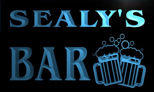 w008781-b-sealys-nom-accueil-bar-pub-beer-mugs-cheers-neon-sign-biere-enseigne-lumineuse