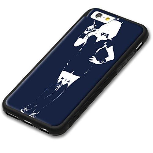 [Sexy Nurse Silhouette Custom Phone Case For iPhone 6s Plus 5.5