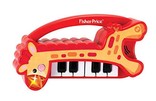 Fisher Price KFP2131 My First Real Piano Toy