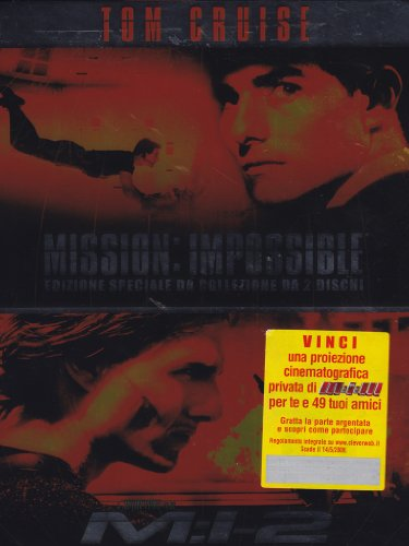 Mission: Impossible + M:I-2 - Mission: Impossible 2 (edizione speciale da collezione) [3 DVDs] [IT Import]
