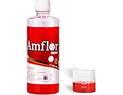 Amflor Oral Rinse Mouthwash - 450ml