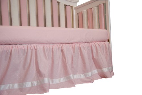 Crib Bed Skirts 7061 front