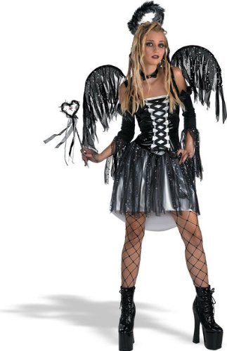 [FALLEN ANGEL ADULT SZ 12 14] (Fallen Angels Costumes For Kids)