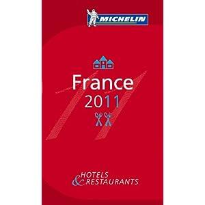 Guide Michelin France 2011