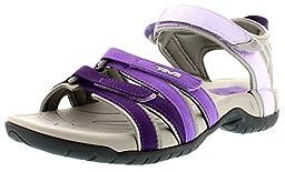 Teva Women\'s Tirra Sandal,Deep Lavender Gradient,7.5 M US