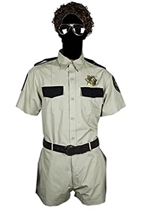 Reno 911 Costume Lt Dangle Men