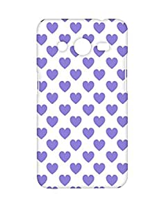 Crackndeal Back Cover for Samsung Galaxy Core 2