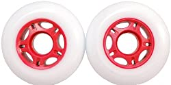 ECX Ripstik Wheels 76mm White/Red