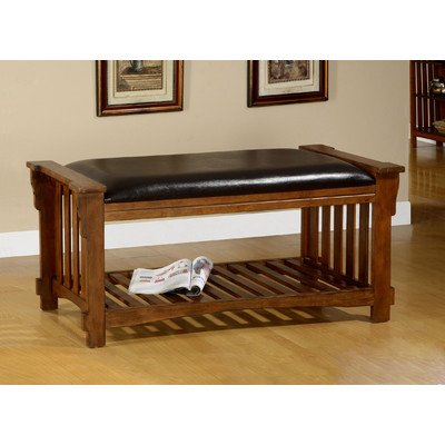 Salford Solid Wood Bench