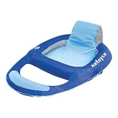 SwimWays Kelsyus Floating Lounger from D&H Distributing Co.