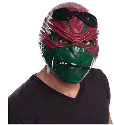 2014 Teenage Mutant Ninja Turtles Movie Raphael Adult Mask