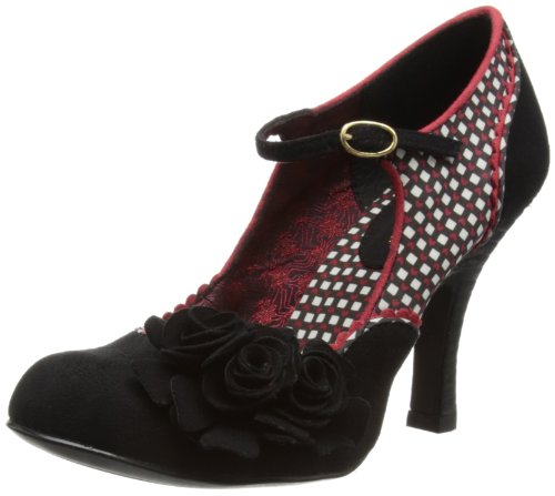 Ruby Shoo Womens Charlize Court Shoes