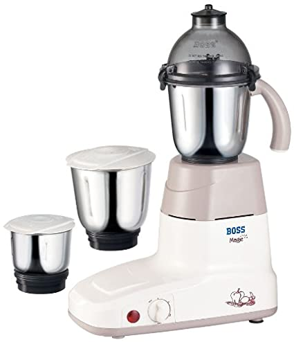 Boss Magic 550W Mixer Grinder