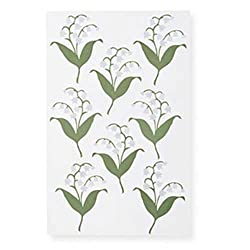 Martha Stewart Crafts Stickers, Dimensional Lily of the Valley