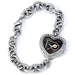 Philadelphia 76ers Gametime Heart Bracelet/Watch