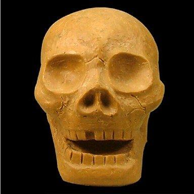 Halloween Human Skeleton Skull Fondant Cake Chocolate Silicone MoldL12.9cm*W10.8cm*H11cm