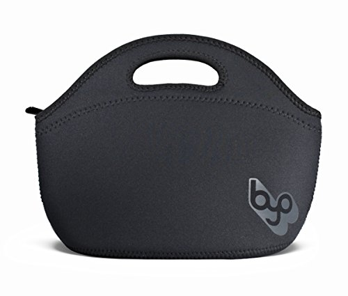 BYO Rambler Neoprene Lunch Bag, Black - 1