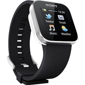 (历史最低)Sony SmartWatch - Carrier Packaging - Black索尼电子智能手表$89.86