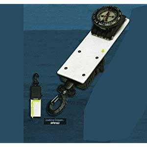 Innovative Locking Retractable Compass Slate W/Pencil & Clip
