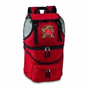 Picnic Time NCAA Maryland Terps Zuma Insulated Backpack