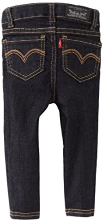 Levi's Baby-Girls Infant Denim Legging, Night Out, 12 Months