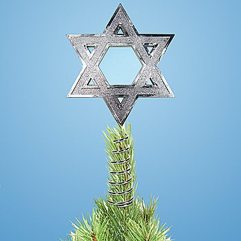 Hanukkah Tree Topper