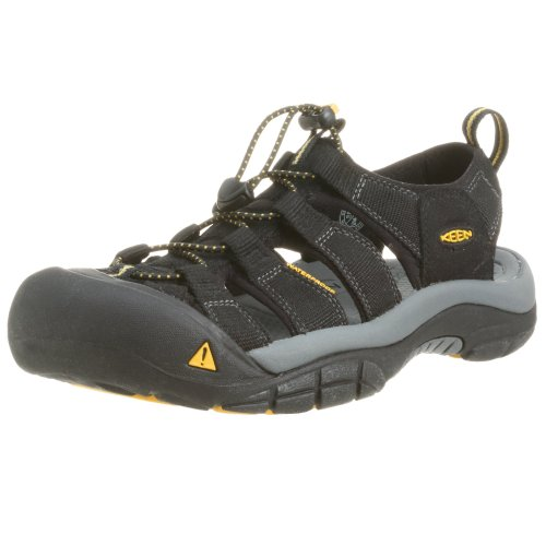 Keen Mens Newport Sandal Black