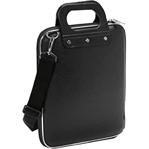 "Bombata 13"" Micro Laptop Bag - Black"