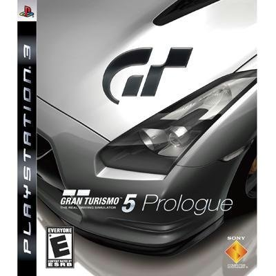 Grand Turismo 5 Prologue/game OST