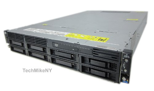 Hewlett Packard HP PROLIANT DL180 G6 2U SERVER