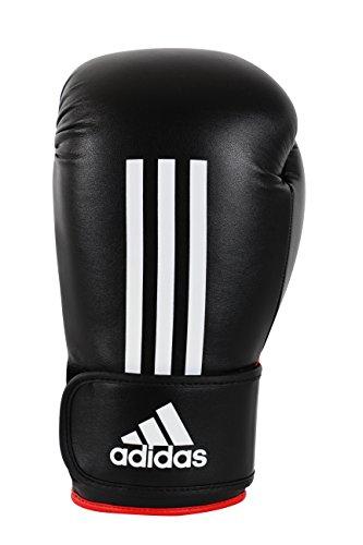 adidas Boxhandschuhe Energy 100, Schwarz, 12oz, ADIEBG100 -