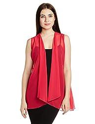 Soie Women's Cardigan (6314PINK_XX-Large)