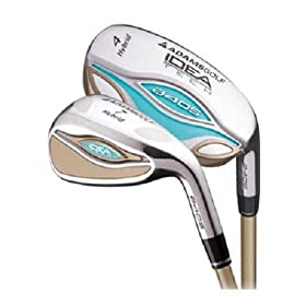 Adams Lady Idea Tech A4 OS Hybrid Iron Set