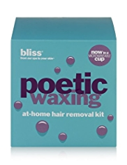 bliss® Poetic Waxing At-Home Hair Removal Kit 150g
