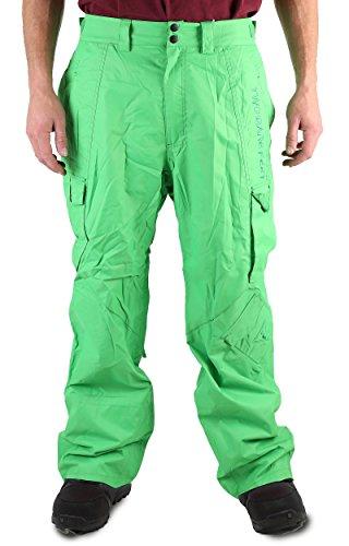 Two Bare Feet da uomo pantaloni da sci snowboard,, Uomo, Blizzard, Classic Green, M