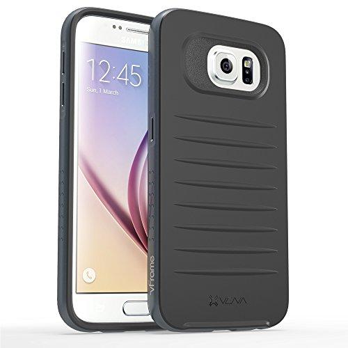 vena-samsung-galaxy-s6-case-vframe-aluminum-metal-frame-ultra-slim-fit-hybrid-tpu-bumper-case-cover-