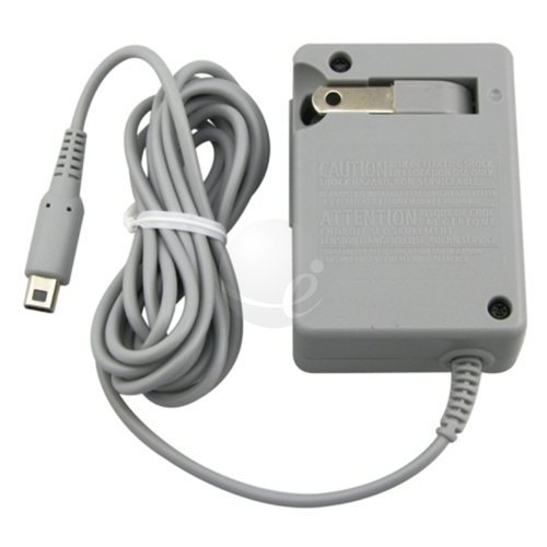 Generic-New Ac Power Adapter Charger For Nintendo Dsi Ndsi