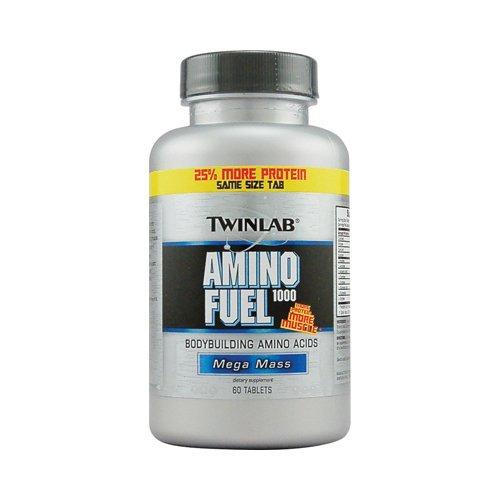 Twinlab Amino Fuel 60Ct Tabs