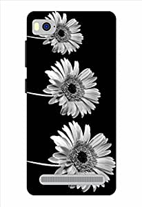 Joe Printed Plastic Back Case For Xiomi Redmi Mi4i Mobile ( Multicolor)